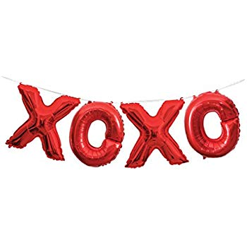 XOXO Balloon