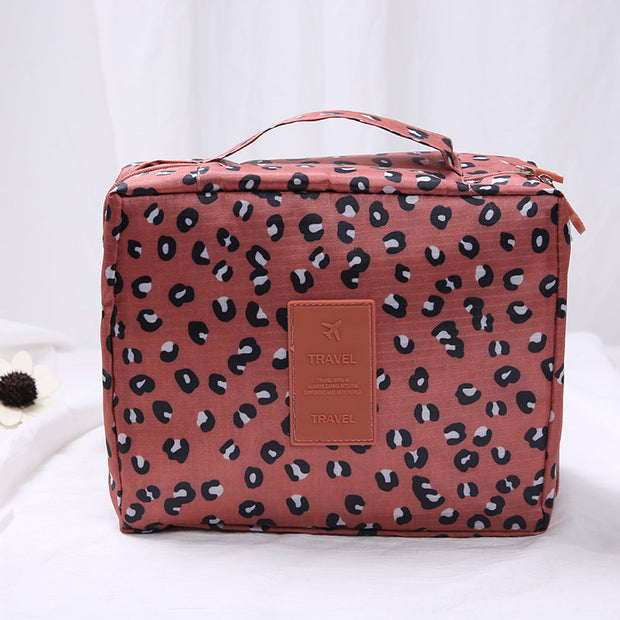 Travel By Zaa Cosmetic Bag - Spots