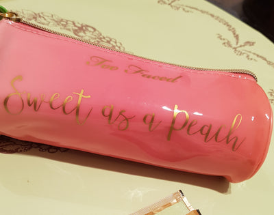 Too Faced Cosmetic Case