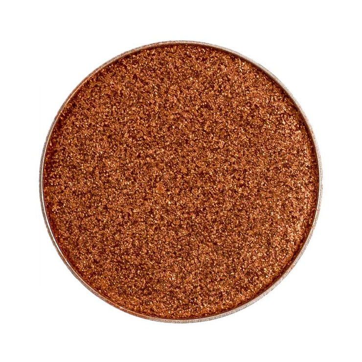 MAKEUP GEEK FOILED EYESHADOW PAN FLAME THROWER