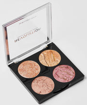 MAKEUP REVOLUTION CHEEK KIT- Fresh Prospective