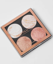 MAKEUP REVOLUTION CHEEK KIT- Take a breather