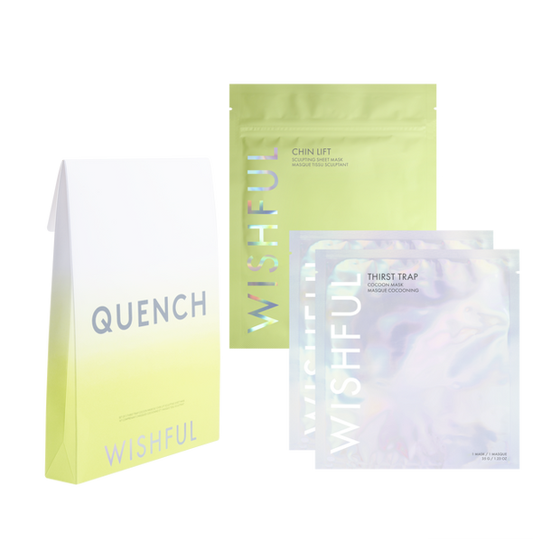 Wishful QUENCH Gift Set