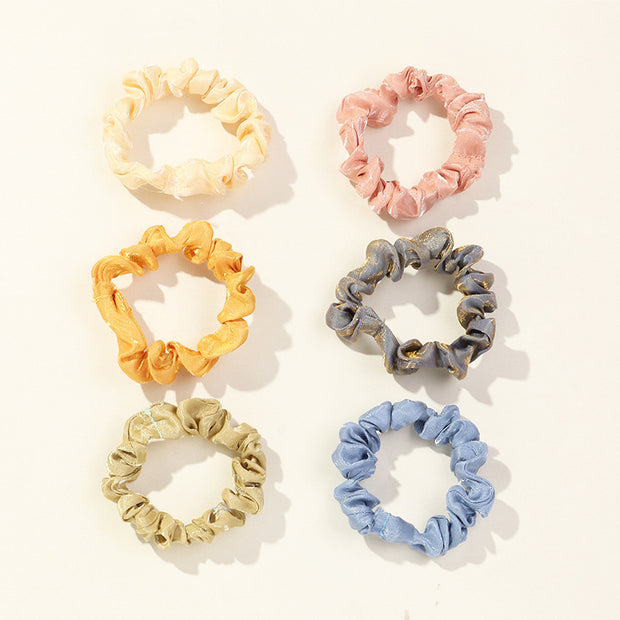 Summer Scrunchie 6 Pack