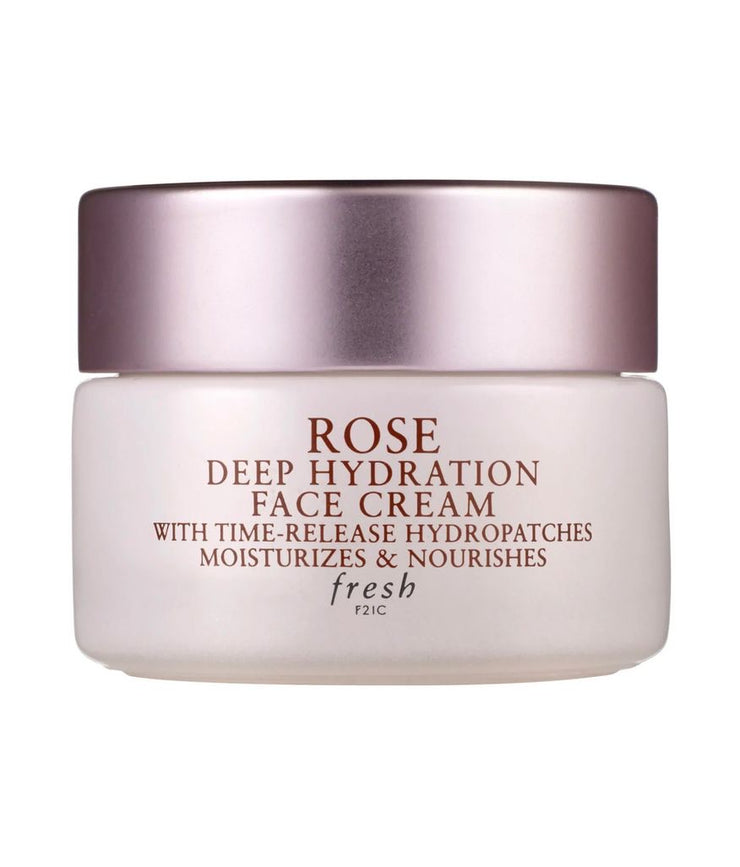 Fresh Rose Deep Hydration Face Cream( 15ml )