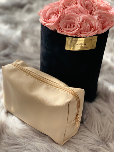 Makeup Case - Beige