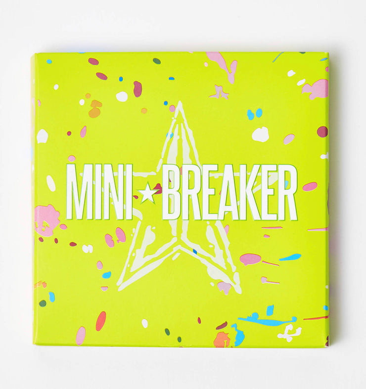 Jeffree star - Mini Breaker Palette