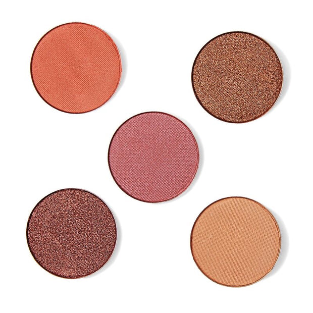 Revolution Pro - Refill Eyeshadow Pack (Burnt)