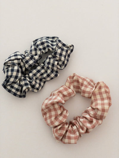 Gingham Scrunchie Pack