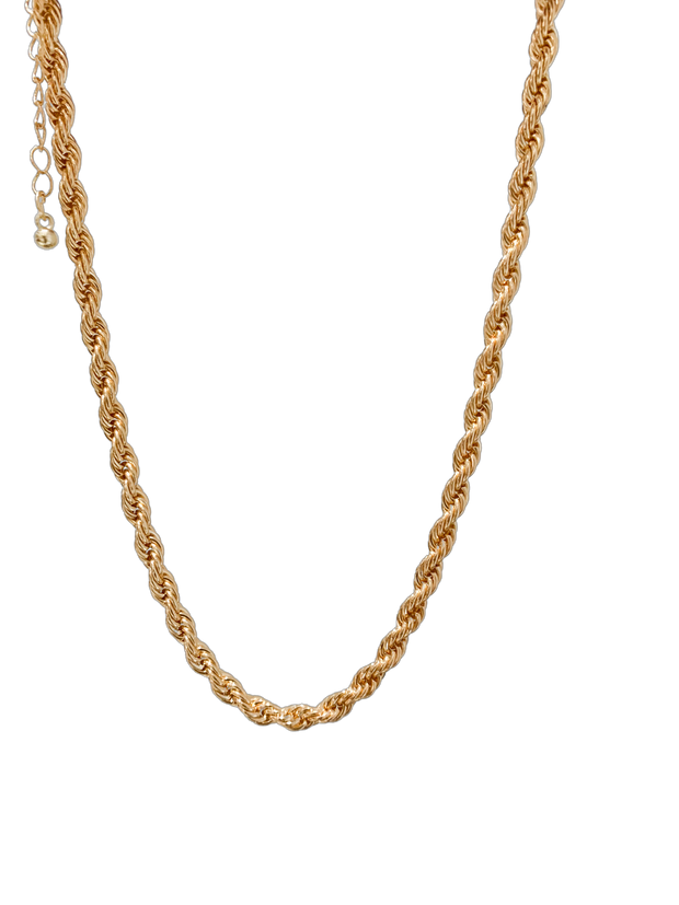 Rope Twisted Necklace