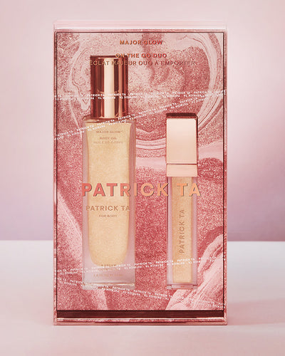 PATRICK TA - Major Glow On The Go Duo