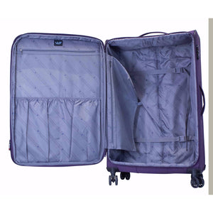 VUE TOURING LTE 3 PIECE PREMIUM LUGGAGE SET PLUM
