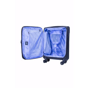VUE PREMIER LTE 3 PIECE PREMIUM LUGGAGE SET BLACK