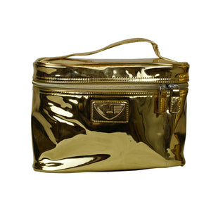 VUE Metallic Collection PREMIUM CARRY ON 3pc set LUGGAGE Gold