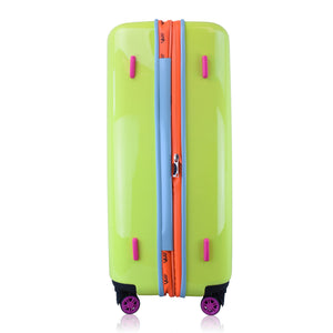 VUE Colorwave Collection 3 PIECE LUGGAGE SET