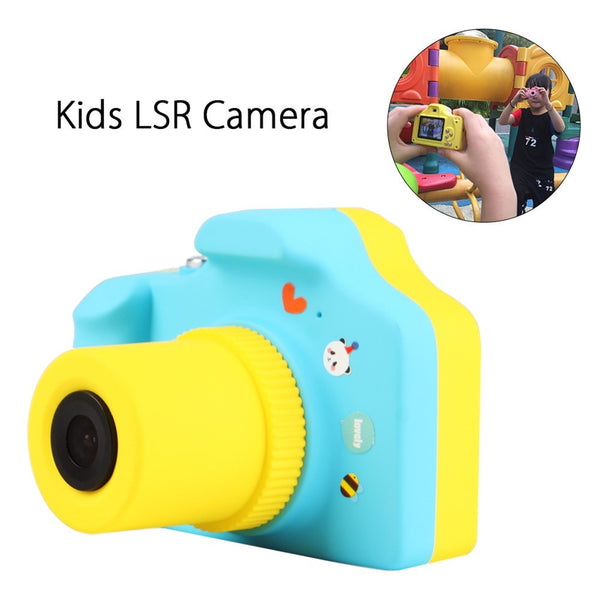 2MP Mini SLR Kids Camera