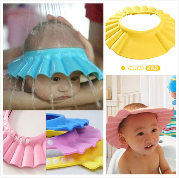 New Baby Safe Shampoo Shower Cap