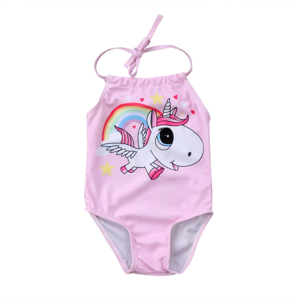 Cute Unicorn Bikini Swimwear