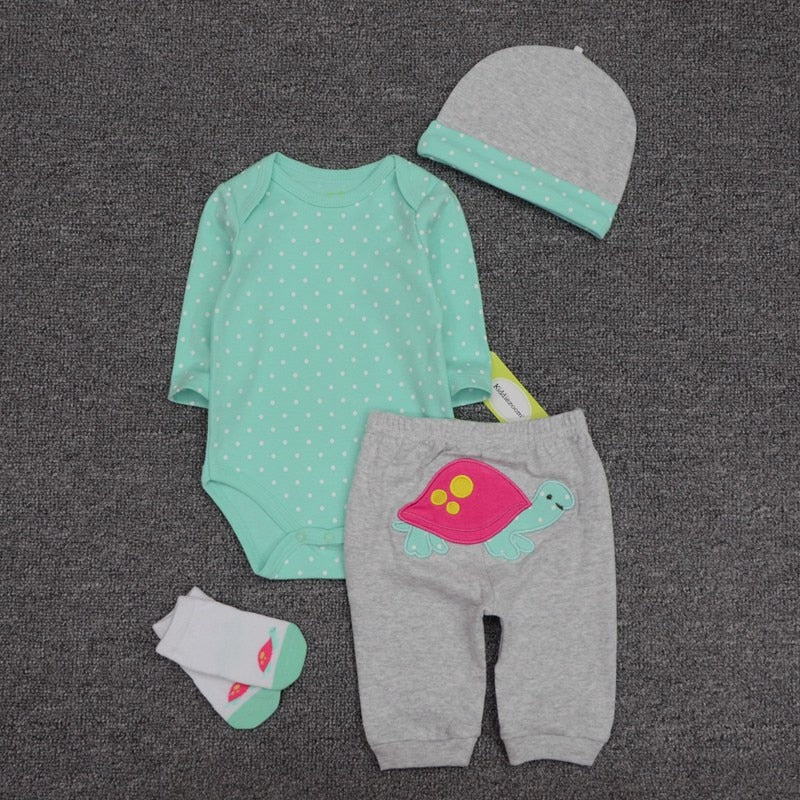 Infant Baby Clothing Set