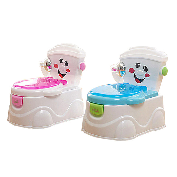 Cute Toilet Potty Trainer