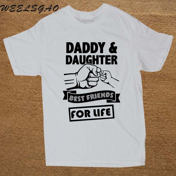 Daddy And Daughter Best Friends T Shirt