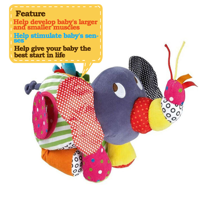 Eduphant - EDUCATIONAL ELEPHANT BABY TOY