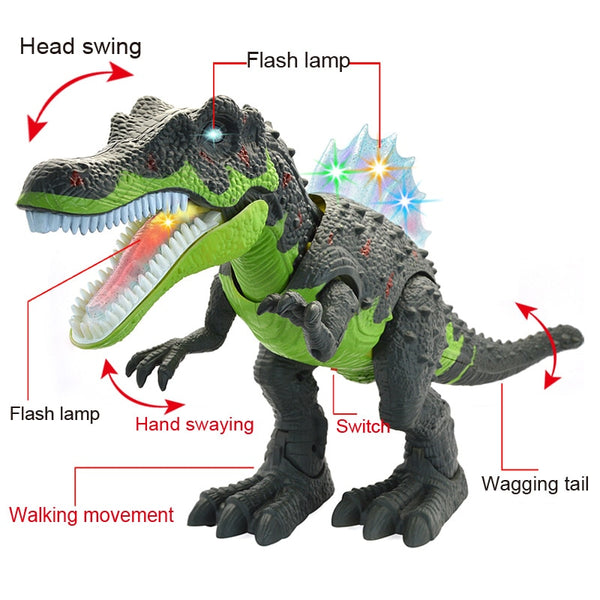Walking and Talking Dinosaur Toy