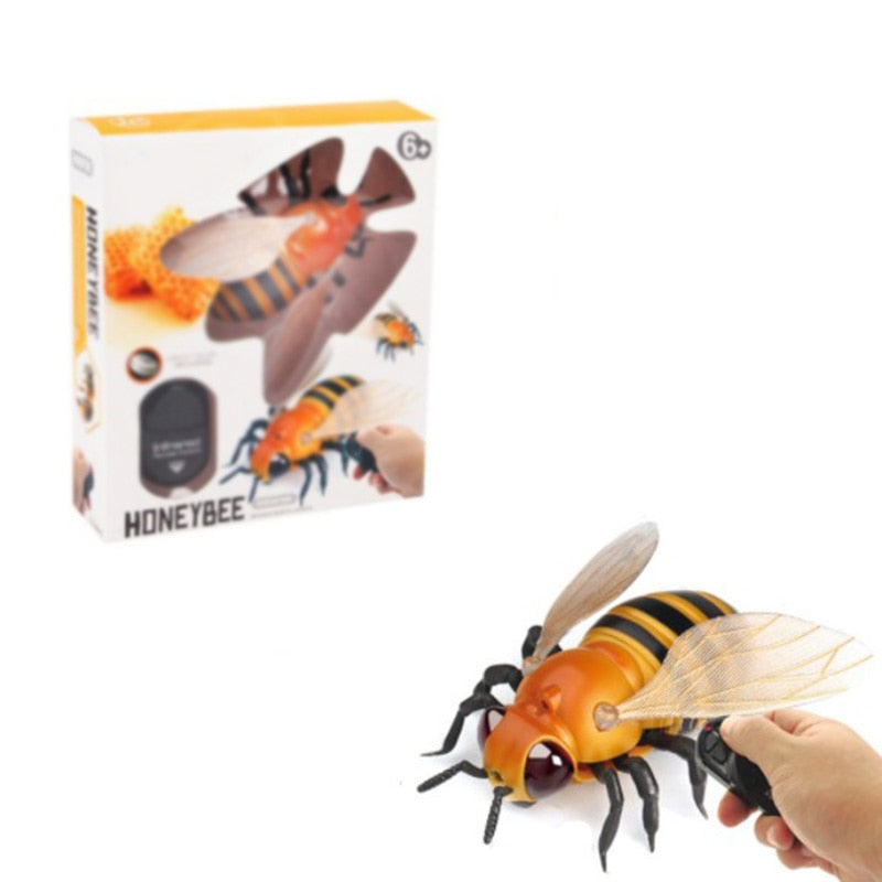 RC Creepy Insect Toy