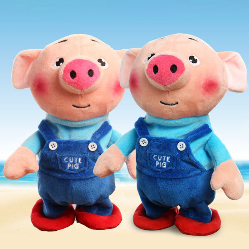 Walk-A-Pig ™ Walking And Talking Toy