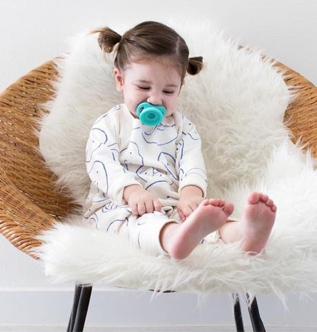 The Pop®  Silicone Baby Pacifier