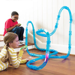 RC Car Speed Pipes Racing Track