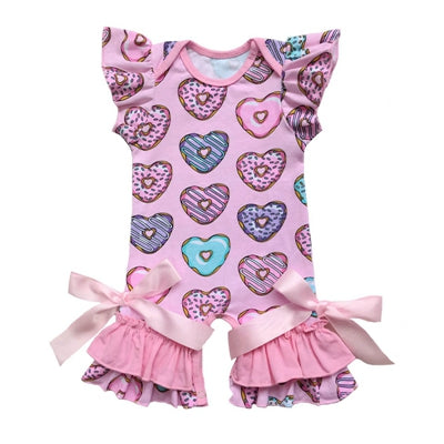 Easter Rabbit Baby Suit for Girls