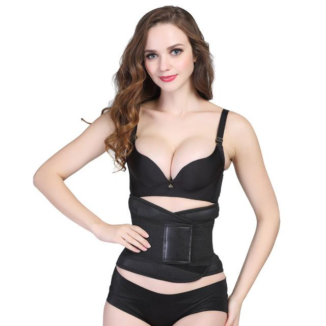 Waist Trainer Belt Belly Wrap  Trimmer Body Shaper