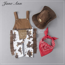 Cowboy sheriff Costume for boys