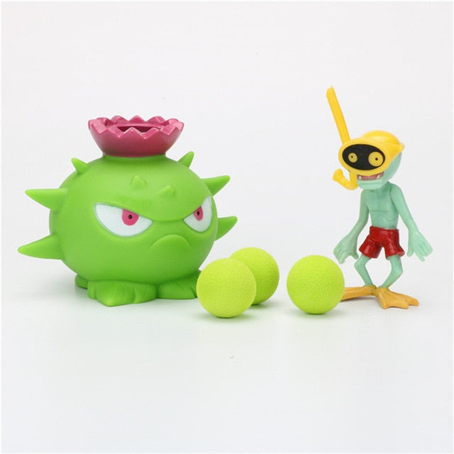 Plants Vs Zombie Peashooter Toys