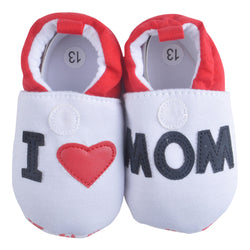 I ❤️ Mom Baby Shoes