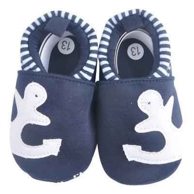 Blue Anchor Baby Shoes Girls/Boy