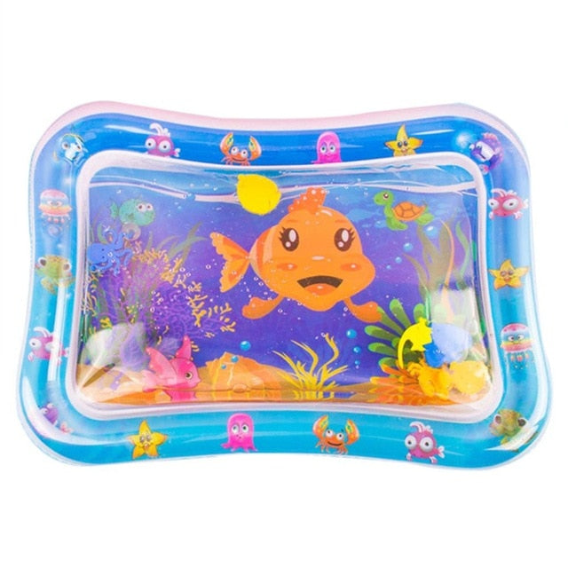 Baby's Inflatable Water Mat