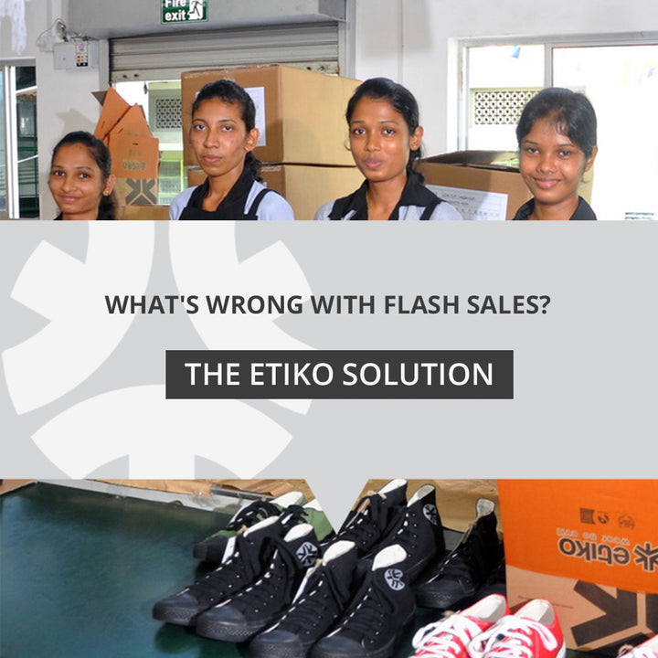 What's Wrong with Flash Sales?