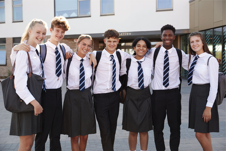 Shouldn't ALL school uniforms be both ethically made & eco friendly?