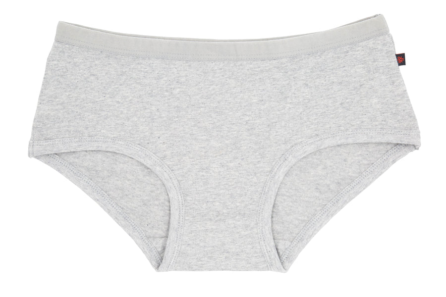 Boyleg, Heather Grey, Organic & Fairtrade