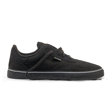 Hemp Sneakers All Black Etiko