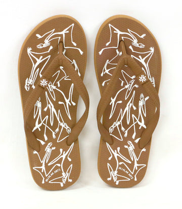 Natural Rubber Thongs - Mimih Spirits