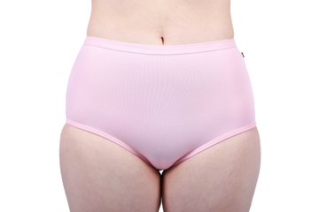Full Brief, Pink, Organic & Fairtrade Etiko