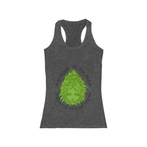 Women's Humboldt Family Strong Mary Jane Racerback Tank