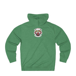 Unisex Humboldt Family Strong AAA Grade Bud French Terry Hoodie