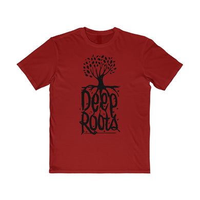 Men's Helibo Deep Roots Tee
