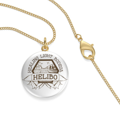 Helibo Single Loop Necklace