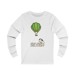 Unisex Helidel Healing Delivery Jersey Long Sleeve Tee