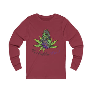 Unisex Humboldt Family Strong Forbidden Fruit Jersey Long Sleeve Tee